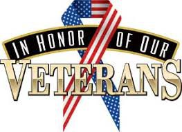 YOU'RE INVITED TO OUR VETERAN'S DAY ASSEMBLY