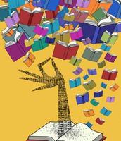La Feria del Libro de la Biblioteca Octubre Barlow fue un éxito!
