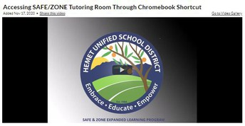 Accessing Tutors from the SAFE Expanded Learning Program Just Got Easier