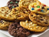 Cookie Dough Fundraiser Ends October 2nd