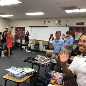 Mrs. Pick's 8th Grade