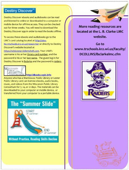 L B  Clarke Family News | Smore Newsletters for Education