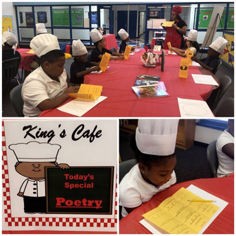 Check out King's Book Tasting Cafe!