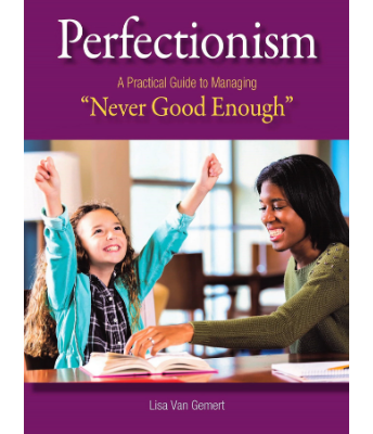 "Perfectionism: ""Never Good Enough"""
