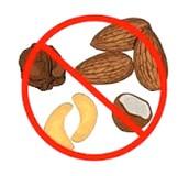 No nuts, please!