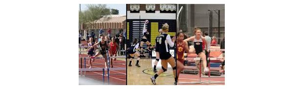 track and volleyball