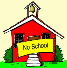 In Service Day - No School - 11/11