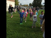 Huge Thanks!!!!!!  The Jog-A-Thon was a HUGE Success.