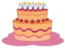 Snacks and birthday treats