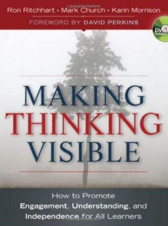 How do we make THINKING VISIBLE? FREE resource for high leverage strategies you can use tomorrow in your classroom!