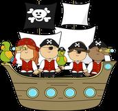 Pirate Day - September 21st