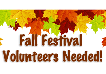 Fall Festival Volunteers