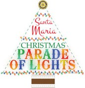 Christmas Parade of Lights, Dec. 2nd from 5:00 - 8:00