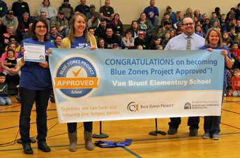 Blue Zone Approved