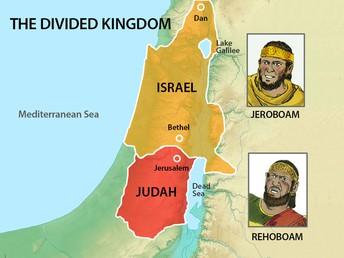 A Divided Kingdom