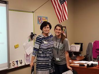 Mrs. Lackey - Spanish