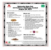 2017 Culinary Challenge Contest