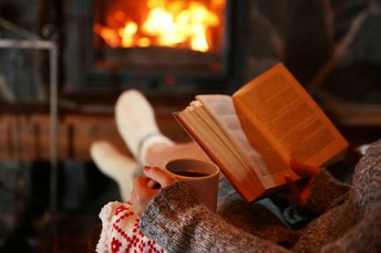 Cozy Up To a Good Read!