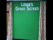 Lowe's Green Screen