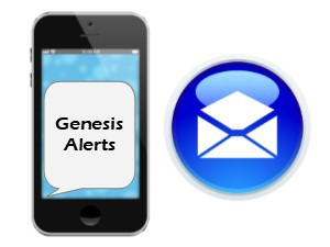 GENESIS ALERTS for Parents/Guardians and Students