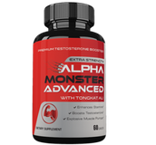 Alpha Monster Advanced Increases Workout Efficiency