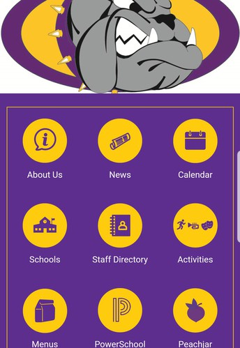 KSD has an App! One Stop Shop
