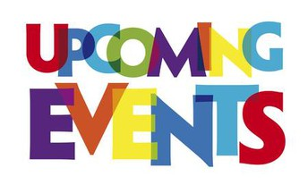 Upcoming Events...