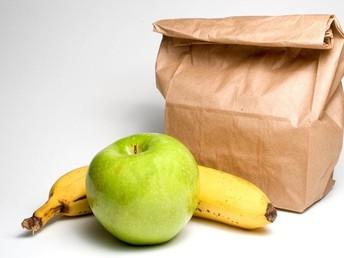 Breakfast & Lunch In A Bag