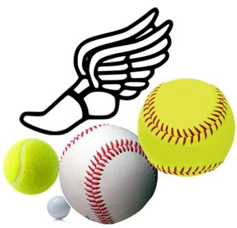 Track and Baseball