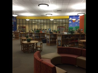 Mathews Elementary Library