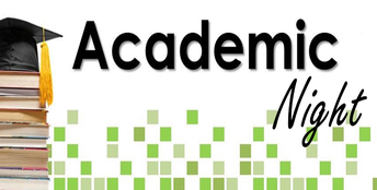 Academic Night on Tuesday, 9/11