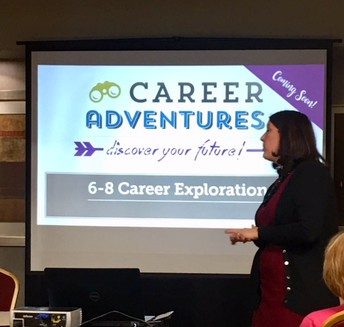 Middle School Inquiry Based Career Exploration