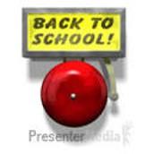 El horario de clases semanal