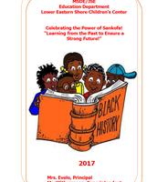 Black History Month at LESCC