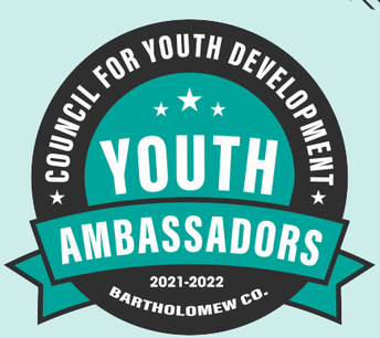 2021-2022 Youth Ambassadors Applications are Open!