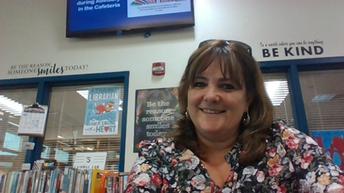 Featured Teacher--Mrs. Holloway