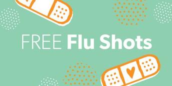 Free Drive-Thru Flu Shot Clinics