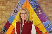 MUSTANG SPOTLIGHT - CHAPMAN ELEMENTARY SPECIAL EDUCATION AIDE MRS. JOANNE CIRIGLIANO