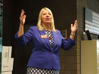 Rep. Debbie Lesko Visits AFHS