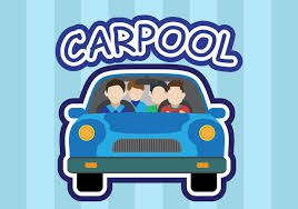 Carpool & Bus Loop