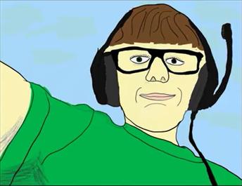 Self-Portrait of Me