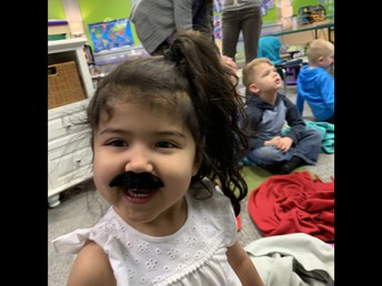 Mustaches for All!