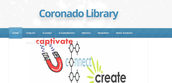 LIBRARY WEB PAGE: