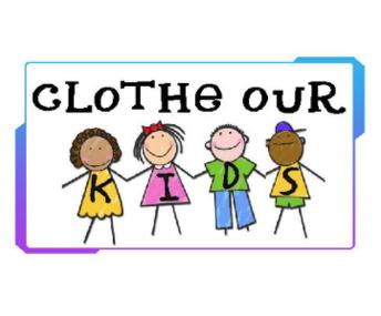 Community Service - Clothe Our Kids