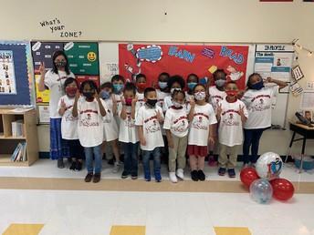 Ms. Neal's 1st Grade Class