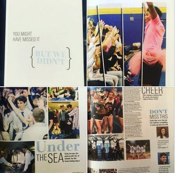 You might of missed it but we didn't!  Get Your Yearbook!
