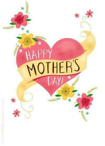 May 10th is MOTHER'S DAY!