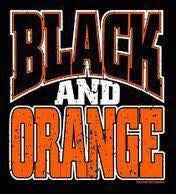 Black and Orange Day