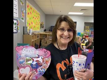 Ms. Adams, Prize Winner!
