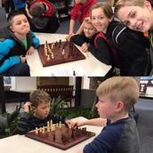 Chess before school